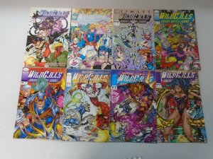Wildcats Stormwatch 22 Different Books 8.0 VF (1992)