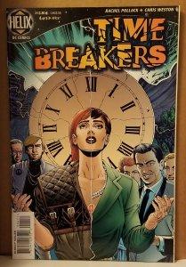 Time Breakers #4 (1997)