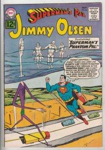 Jimmy Olsen, Superman's Pal  #62 (Jul-62) VF/NM+ High-Grade Jimmy Olsen