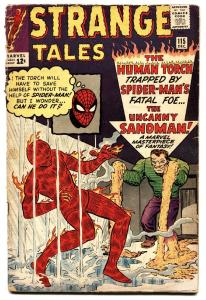 STRANGE TALES #115 comic book 1963 Origin of DR STRANGE