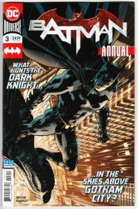Batman Annual #3 (DC, 2019) VF/NM