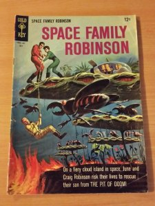 Space Family Robinson #13 ~ FINE FN ~ 1965 GOLD KEY COMICS