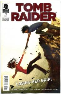 TOMB RAIDER #7, NM, Lara Croft, Gail Simone, Selma, 2014, more TR in store