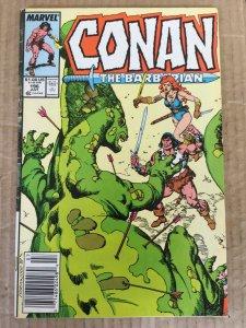 Conan the Barbarian #196 (1987)