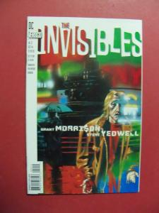 THE INVISIBLES  #2   (9.0  VF/NM)  DC VERTIGO