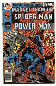 Marvel Team-up #75- SPIDER-MAN and POWER MAN NM-