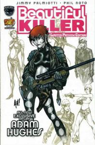 Beautiful Killer Ashcan #1 VF/NM; Black Bull | save on shipping - details inside