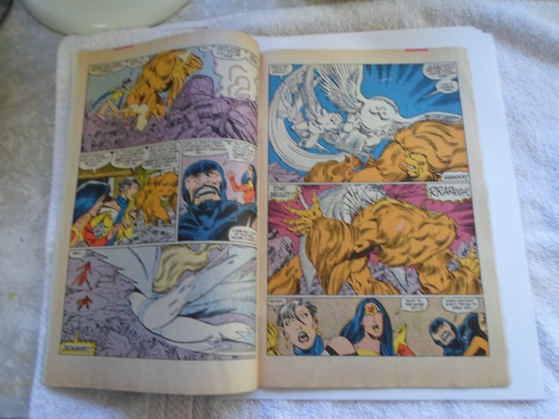 1985 MARVEL COMIC ALPHA FLIGHT # 23