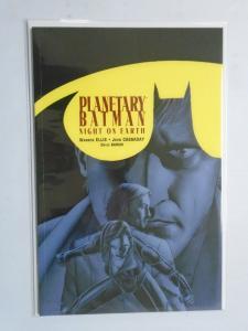 Planetary Batman Night on Earth (2003) #1 - 8.0 VF - 2003