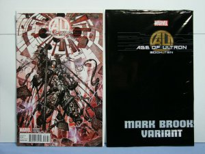 Age Of Ultron (Marvel Comics 2013) Two Variant Covers #7 & #10 Bagged Nice Books