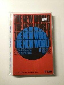 New World 1 Variant Near Mint Image Comics HPA