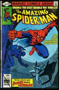 AMAZING SPIDER-MAN #200-1980-GIANT-MARVEL-fine FN