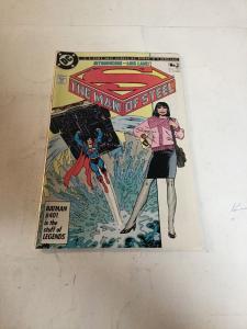 Man Of Steel Issue 2 Vf/Nm Very Fine/Near Mint 9.0