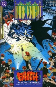 DC BATMAN: LEGENDS OF THE DARK KNIGHT #22 VF/NM