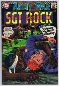 Our Army At War #179 ORIGINAL Vintage 1967 DC Comics Sgt Rock
