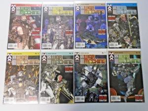 US War Machine set #1 to #12 NM 12 different books (2001)