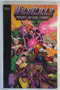 WildC.A.T.S: Compendium #1 (1993) Wildstorm 9.4 NM