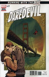 Daredevil (5th Series) #17 VF/NM; Marvel   save on shipping - details inside