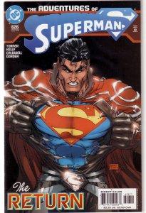 Adventures of Superman   vol. 1   #626 FN (Godfall 5)