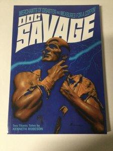 Doc Savage 45 Nm Near Mint Pulp Reprint