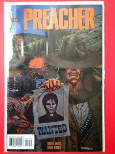 PREACHER  V1 #2 1995 VERTIGO /  DIRECT SALE / NM+