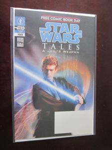 Star Wars Tales (Free Comic Book Day) #0 - VF - 2002