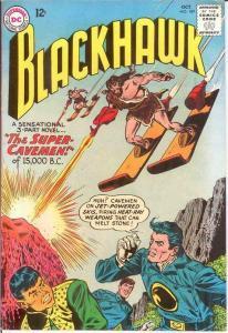 BLACKHAWK 189 F+ October 1963 COMICS BOOK