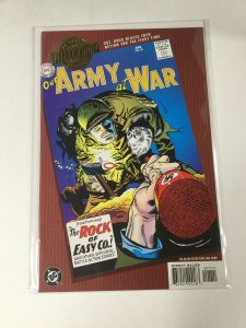 Our Army At War 81 Millenium Edition Nm Near Mint DC