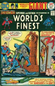 World's Finest Comics #230 FN; DC | save on shipping - details inside