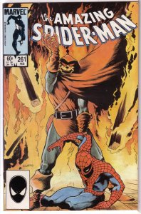 Amazing Spider-Man   vol. 1   #261 VG