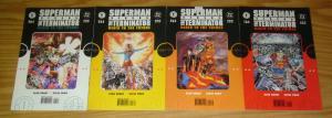 Superman vs Terminator: Death to the Future #1-4 VF/NM complete series 2 3 set