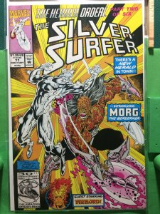 Silver Surfer #71 The Herald Ordeal part 2 of 6
