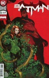 Batman 43 NM Dc Comics COVER B  -  Variant Olivier Coipel Cover