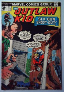 The Outlaw Kid #22 (1974)
