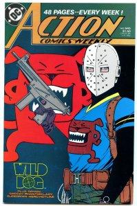 Action Comics Weekly 640 Mar NM- (9.2)