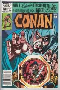 Conan the Barbarian #131 (Feb-82) NM- High-Grade Conan the Barbarian