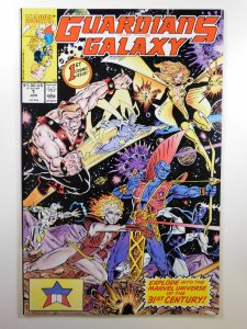 Guardians of the Galaxy #1 (1990) VF+