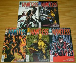 the Nameless #1-5 VF/NM complete series PHIL HESTER joe pruett set 2 3 4 comics