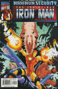 Iron Man (3rd Series) #35 VF/NM; Marvel | save on shipping - details inside