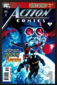 Action Comics #875 (May 2009, DC) 9.4 NM