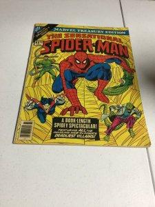 Marvel Treasury Edition 14 The Sensational Spider-Man Fn Fine 6.0
