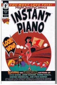 INSTANT PIANO #1, NM+, Kyle Baker, Evan Dorkin, 1994, more indies in store
