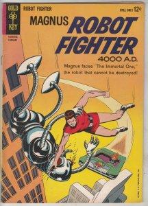 Magnus Robot Fighter #6 (May-64) VF+ High-Grade Magnus Robot Fighter