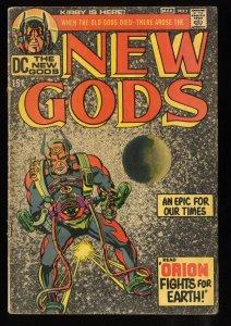 New Gods #1 GD 2.0