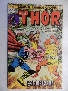MIGHTY THOR # 246