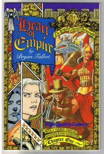 HEART of EMPIRE 1, NM+, Luther Arkwright, Bryan Talbot, 1999, more in store