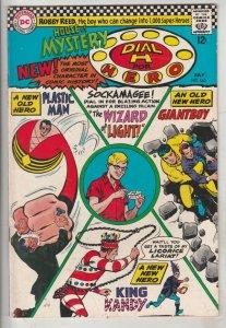 House of Mystery #160 (Jul-66) FN/VF Mid-High-Grade Martian Manhunter, Dial H...