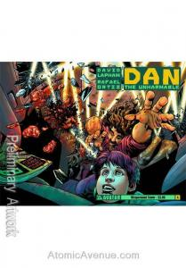 Dan the Unharmable #4A VF/NM; Avatar | save on shipping - details inside