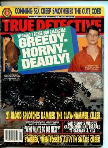 TRUE-DETECTIVE-APRIL-1995----DEADLY-SEX CREEP-CAR JACK KILLER-CAS VG