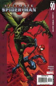 Ultimate Spider-Man #90 VF/NM; Marvel   save on shipping - details inside